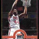DERRICK COLEMAN 1993 Skybox USA #40.