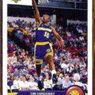 TIM HARDAWAY 1992 UD McDonald's Insert #P13.  GS WARRIORS