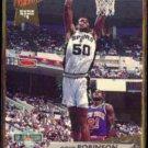 DAVID ROBINSON 1992 Ultra Slam Dunk #201.  SPURS