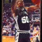 DAVID ROBINSON 1993 Stadium Club Triple Double #10.  SPURS