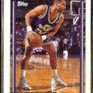 JEFF MALONE 1992 Topps GOLD Insert #130.  JAZZ