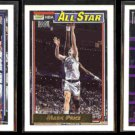 MARK PRICE (3) Card GOLD Insert Lot (1992 + 1993).  CAVS