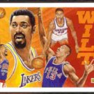 WILT CHAMBERLAIN 1992 Upper Deck Heroes Header #18 of 18.
