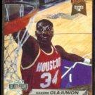 HAKEEM OLAJUWON 1992 Ultra Slam Dunk #204.  ROCKETS