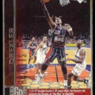 CLYDE DREXLER 1997 Upper Deck Game Dated #43.  ROCKETS