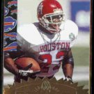 ANTOWAIN SMITH 1997 Scoreboard Dean's List Gold #9.  BILLS