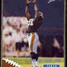 TAKEO SPIKES 1998 Stadium Club Draft #186.  BENGALS