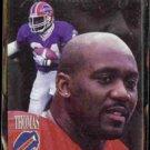 THURMAN THOMAS 1997 Edge Advantage 98 #23.  BILLS