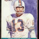 JAKE SCOTT 1990 Pro Set MVP #7.  DOLPHINS