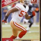 NaVORRO BOWMAN 2010 Donruss Rated Rookie #78.  49ers