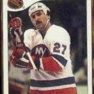 JOHN TONELLI 1985 Topps All Star Sticker #7.  ISLANDERS
