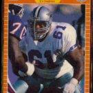 NATE NEWTON 1989 Pro Set #93.  COWBOYS