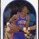 JOHN SALLEY 1989 Hoops #109.  PISTONS