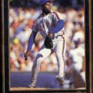 ANTHONY YOUNG 1992 Leaf Black GOLD Insert #356.  METS