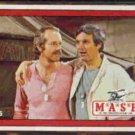 MASH (Hawkeye + Pierce) 1982 20th Century Fox #25 - Puzzle Back - Minor wear