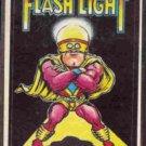 FLASH LIGHT 1983 General Mills (ZERO HEROES) #33 OF 66 - STICKER