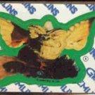 GREMLINS Sticker 1984 Warner Bros. #4.  Puzzle Back