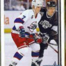 KEITH TKACHUK 1992 Upper Deck Star Rookies #419.  JETS