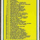 JAWS 3D 1983 Topps MCA (Checklist) #44.  A Brief Synopsis