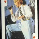 DAVID BOWIE (5 of Hearts) 1986 Dandy Rock n Bubble