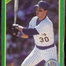 TERRY FRANCONA 1990 Score #216.  BREWERS