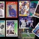 KEN GRIFFEY JR. (10) Card Lot (1990 - 1997).  MARINERS