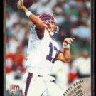 JIM KELLY 1996 Fleer #15.  BILLS