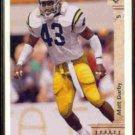 MATT DARBY 1992 Upper Deck Star Rookie #9.  UCLA