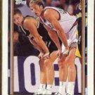 TOM CHAMBERS 1992 Topps GOLD Insert #18.  SUNS