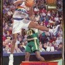 LaPHONSO ELLIS 1992 Ultra Rookie #251.  NUGGETS