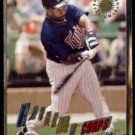 KIRBY PUCKETT 1995 Stadium Club Extreme Corps #518.  TWINS