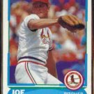 JOE MAGRANE 1988 Score Young SuperStar #9 of 40.  CARDS