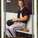 BOBBY THIGPEN 1992 Topps GOLD Insert #505.  WHITE SOX