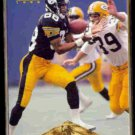 ANDRE HASTINGS 1996 Pinnacle #123.  STEELERS