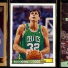 KEVIN McHALE (3) Card Lot (1990 + 1992).  CELTICS