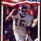 JEFF HOSTETLER 1992 AW Sports #133.  GIANTS