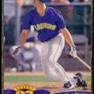 BRET BOONE 1993 Upper Deck Highlights Insert #HL6.  MARINERS