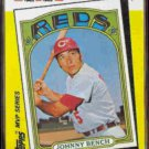 JOHNNY BENCH 1982 Topps KMart #22 of 44.  REDS