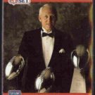 BILL WALSH 1990 Pro Set All Time Team #131.  49ers