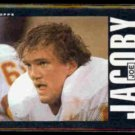 JOE JACOBY 1985 Topps #183.  REDSKINS