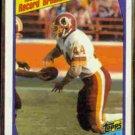 JOHN RIGGINS 1984 Topps #5.  WASH REDSKINS