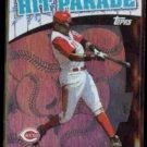 BARRY LARKIN 2004 Topps Hit Parade Insert #HP27.  REDS
