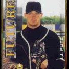 J.J. PUTZ 2001 Royal Rookies Futures #38.  MISSIONS