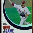 CHRIS CARPENTER 2007 Topps Own The Game Insert #OTG22.  CARDS