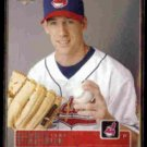 CLIFF LEE 2003 Upper Deck #307.  INDIANS