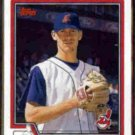 CLIFF LEE 2004 Topps #383.  INDIANS