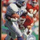 BARRY SANDERS 1991 Platinum #33.  LIONS