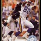 CRIS CARTER 1991 Platinum #224.  VIKINGS