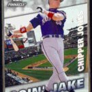 CHIPPER JONES 1997 Pinnacle Goin Jake #194.  BRAVES