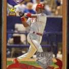 JIMMY ROLLINS 2002 Topps Opening Day #84.  PHILLIES